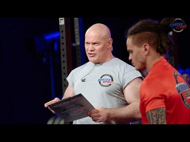 Павел Бадыров о правильной технике удара и упражнениях для накачки мышц. О ловкости и координации