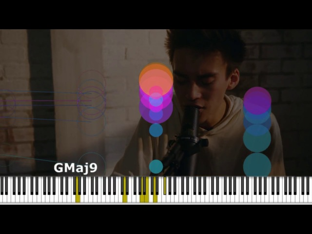 [Visual Transcription] Hide Seek - Jacob Collier