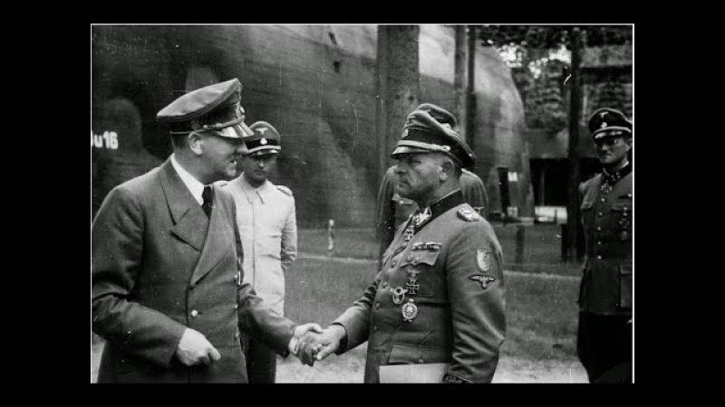 Волчье логово - главная ставка Гитлера (Gierłoż) (Вервольф)