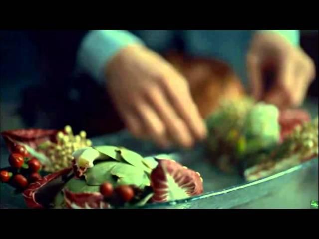 Украинская кухня в Ганнибале /Ukrainian cuisine in the series Hannibal