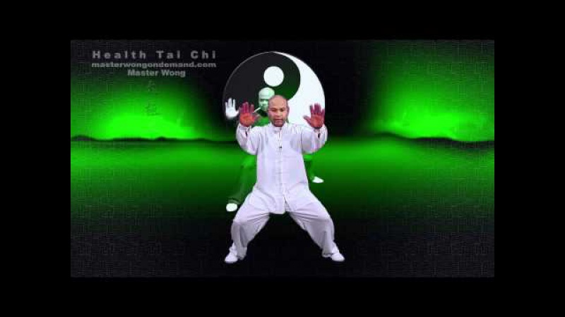Tai Chi chuan for beginners taiji yang - Basic exercise Lesson 11