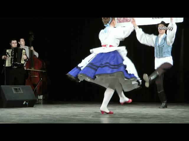Zita és József - Kalocsai táncok