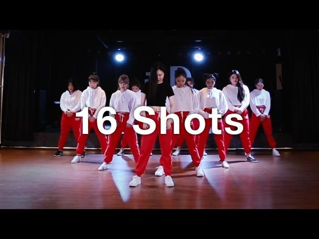 Stefflon Don - 16 Shots / JiYoon Kim Choreography (DPOP Studio)