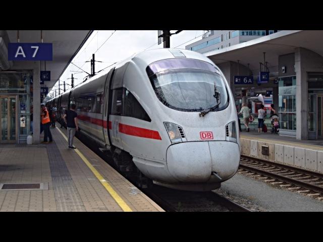 DB ICE 21 (Frankfurt Hbf ► Wien Hbf) - Linz Hbf