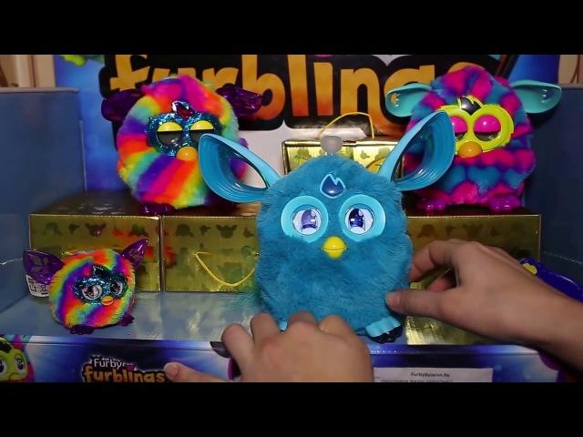 Видео: (Furby