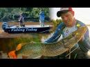 Ловля щуки на спиннинг c лодки. Джиг и воблер - Fishing Today
