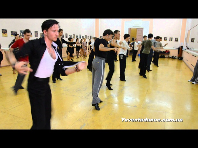 Espen Salberg Slavik Kryklyvyy - Amaizing training camp in Kiev - Yuventadance.com.ua