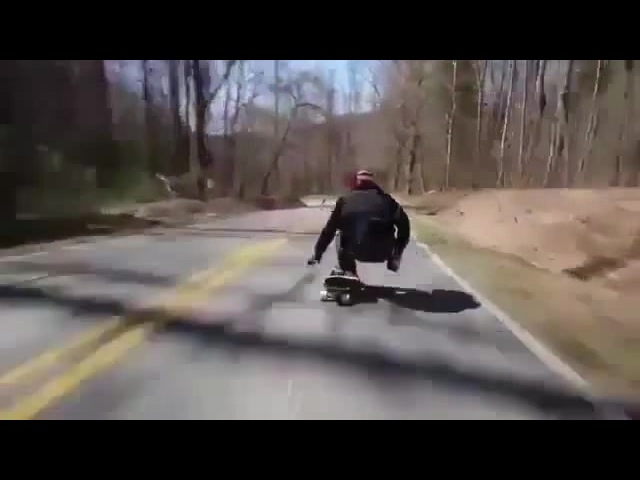 Black top surfing