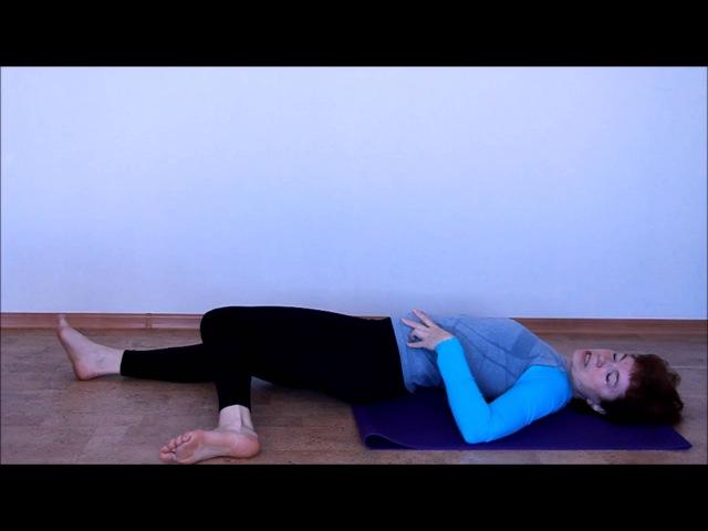 Соматика Томаса Ханны. Урок 5: управление мышцами области тазобедренных суставов и ног.