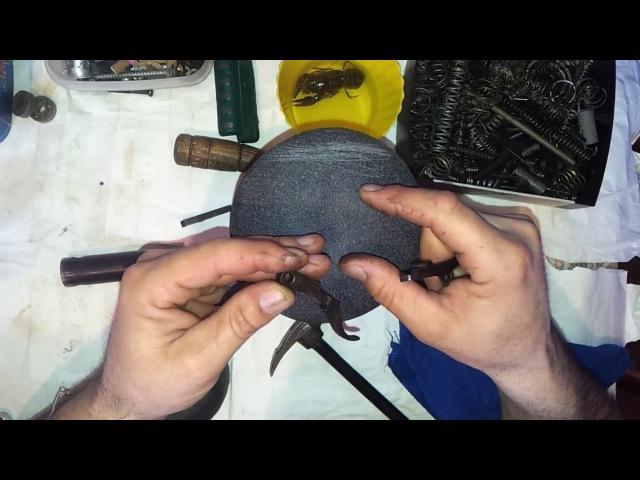 Тюнинг спускового механизма на пневматической винтовке МР 512 и ИЖ-22
