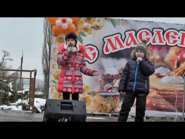 Тищенко Илья и Воронина Софья вокальная студия Барбарис ТКЦ г Шахты