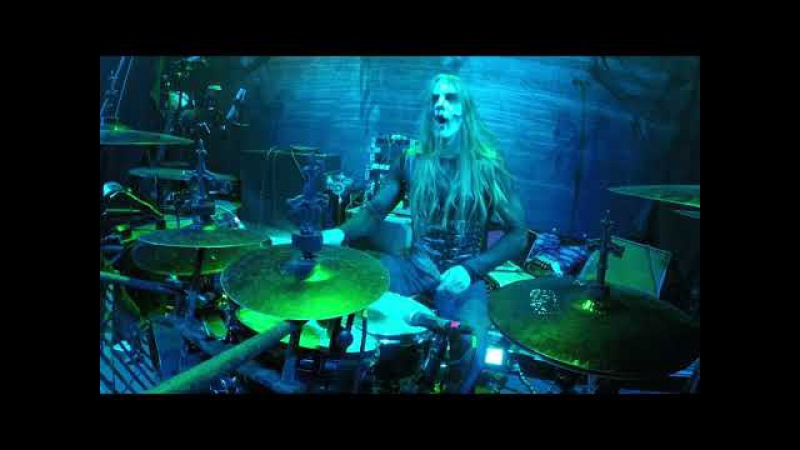 Ivo Namtar Wijers - Carach Angren - When Crows Tick on Windows