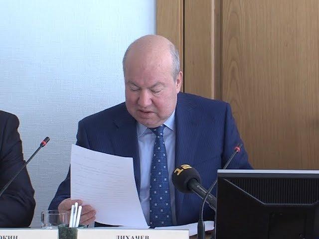 Выборы 2018 готовность Марий Эл оценил член ЦИК РФ Василий Лихачев