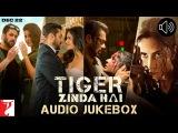 Tiger Zinda Hai Audio Jukebox  Salman Khan  Katrina Kaif  Vishal and Shekhar  Irshad Kamil