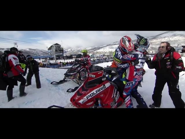 Polaris snowmobile 2018