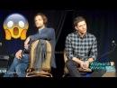 Jensen Ackles' Reaction To Danneel's Love Scenes With Mark Pellegrino SPNLVCon 2018