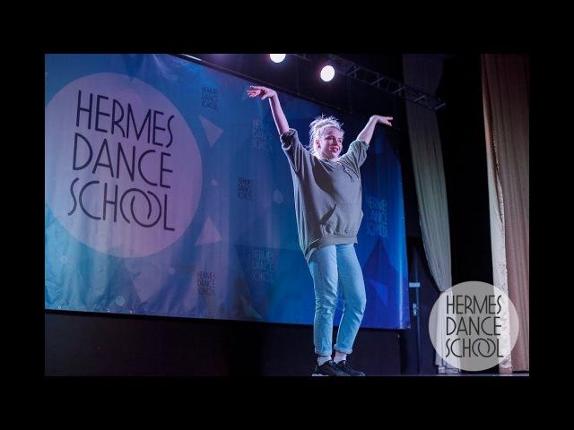 Sasha Ilinykh, solo (HERMES Dance)