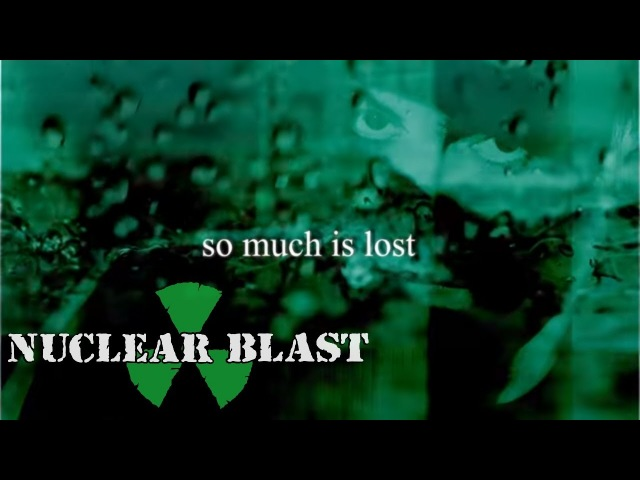 PARADISE LOST - So Much Is Lost (OFFICIAL LYRIC VIDEO)