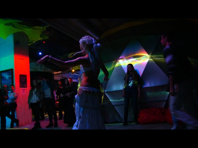 QUASAR (Kayatma, Quantum Tribe, Космопорт, 12.11.2016)