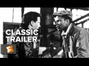 Edge of the City 1957 Official Trailer Sidney Poitier John Cassavetes Movie HD
