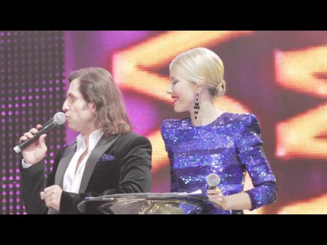 05/12/2010 - Михаил Бублик - Вместе мы обязательном будем (Золотой Граммофон в Санкт-Петербурге)