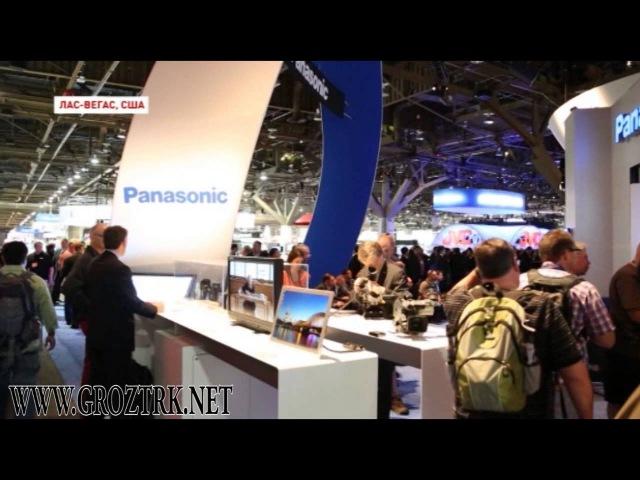Телекомпания «Грозный» приняла участие на выставке электронных СМИ в Лас-Вегасе