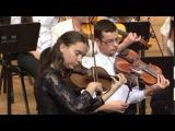 Dora Lapuste - Romance for violin and orchestra,Camille Saint Saens