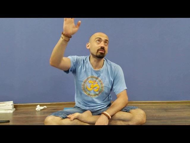 YOGA SHAHI Баку Август 2017 ШАТКАРМЫ Очитительные техники в йоге Анар Абасов