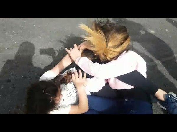 Turkish girl fight