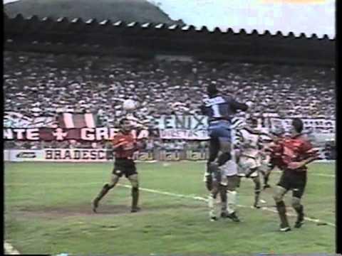 Vitória 1x3 Fluminense - 1996 - Renato a favor da virada de mesa