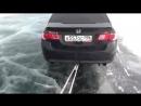 Смертельный заезд на Honda Accord 8. Потресканный лед и гонки на ледянке. Лесная сказка, Балтым