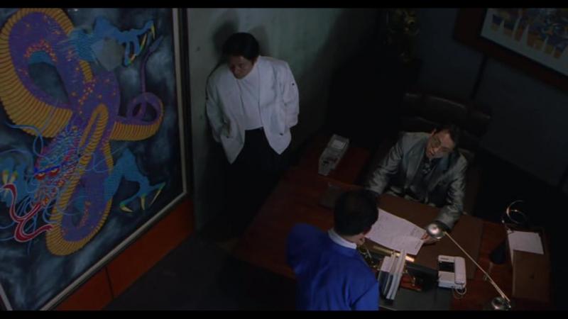 ФЕЙЕРВЕРК (1997) - триллер, криминальная мелодрама. Такеши Китано1080p