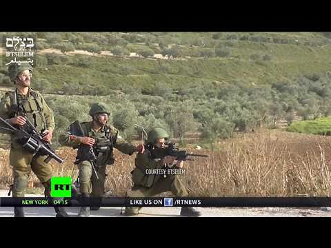 Nothing to hide Israel seeks to criminalize filming of IDF soldiers on duty