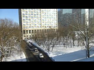 L1300037 ВИДЕО поездка ВДНХ Москва Володя 21 февраля 2018 года