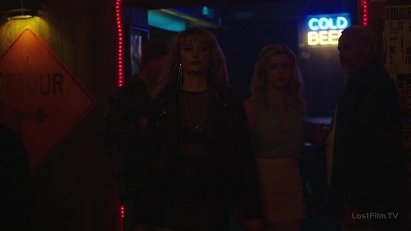 Riverdale /2х08/ Элис и Бетти Купер