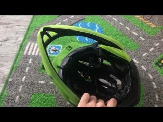 Наш шлем после года использования