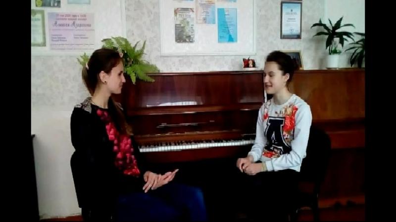 Видео опрос Духовой школы
