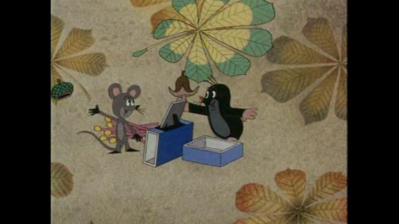 14_Крот и спички, 1974