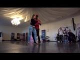 Jazzy & Dana Urban Kizomba Dance