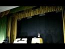 Моноспектакль Записки сумасшедшего режиссер и исполнитель Антон Орел (2-ой день Недели добра 2018) ч. 2