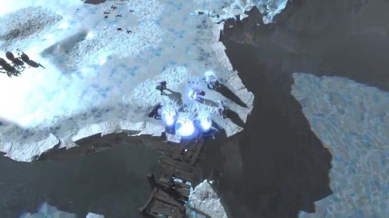 Path of Exile — Война за Атлас - официальный трейлер