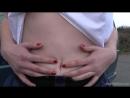 belly button masturbation