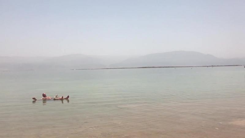 Dead Sea 2018 сыктывкар