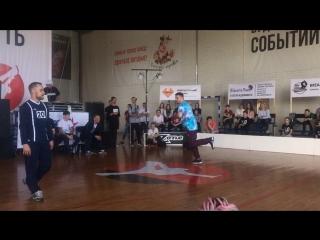 Миша Берко VS Bakaric4   New Way 2018