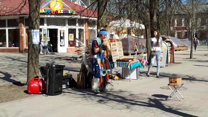Runa Kay(2) 06.05.2018 г.Гатчина, ул.Соборная