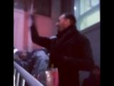 Theo with fans in Krasnoyarsk (06.02.2018)