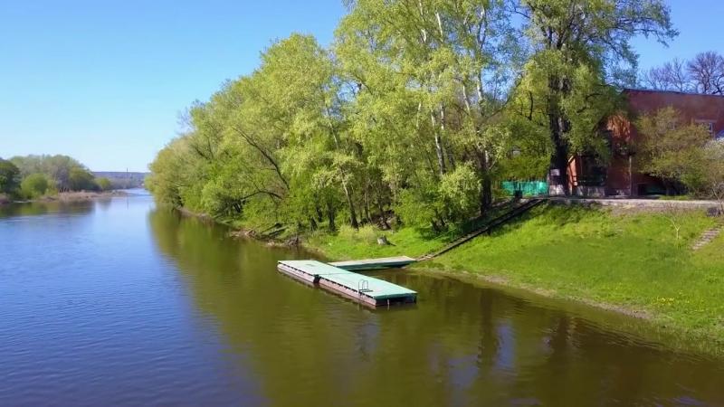 Мост Лисичанск-Северодонецк