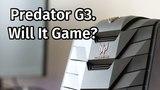 Acer Predator G3 Desktop PC Review G3-710