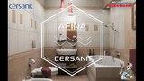 AFINA Cersanit. Колекція керамічної плитки