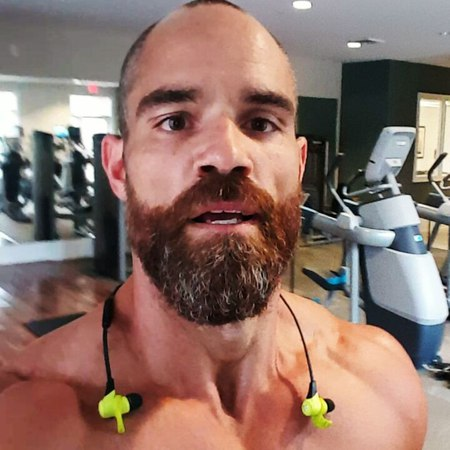Brian Patrick Wade в Instagram: «Just some Friday morning motivation that I thought I would share. liftingforthosewhocant lovemylife trainhard ...